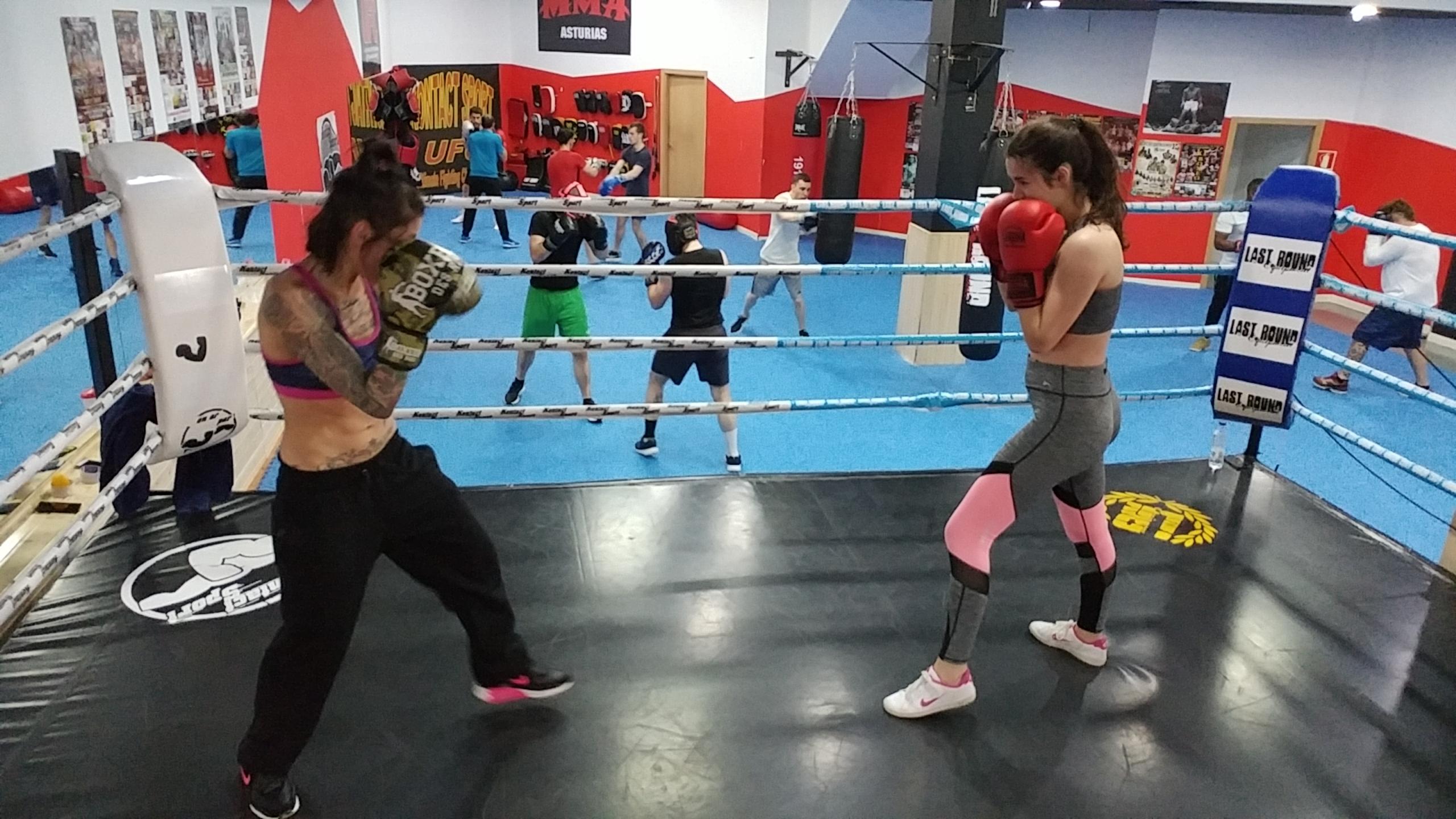 boxeo femenino