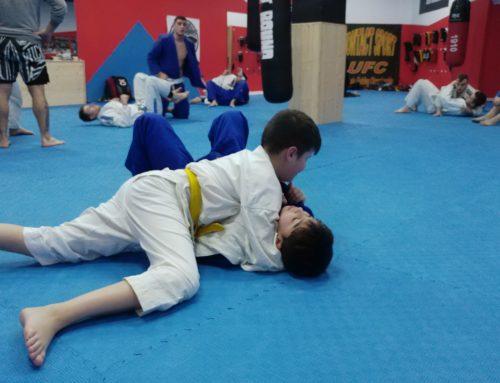 Jiu-Jitsu para niños