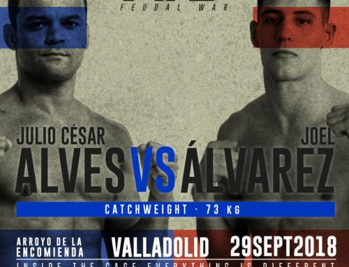 """Joel """"El Fenómeno"""" Álvarez. Campeón Lightweight AFL"""