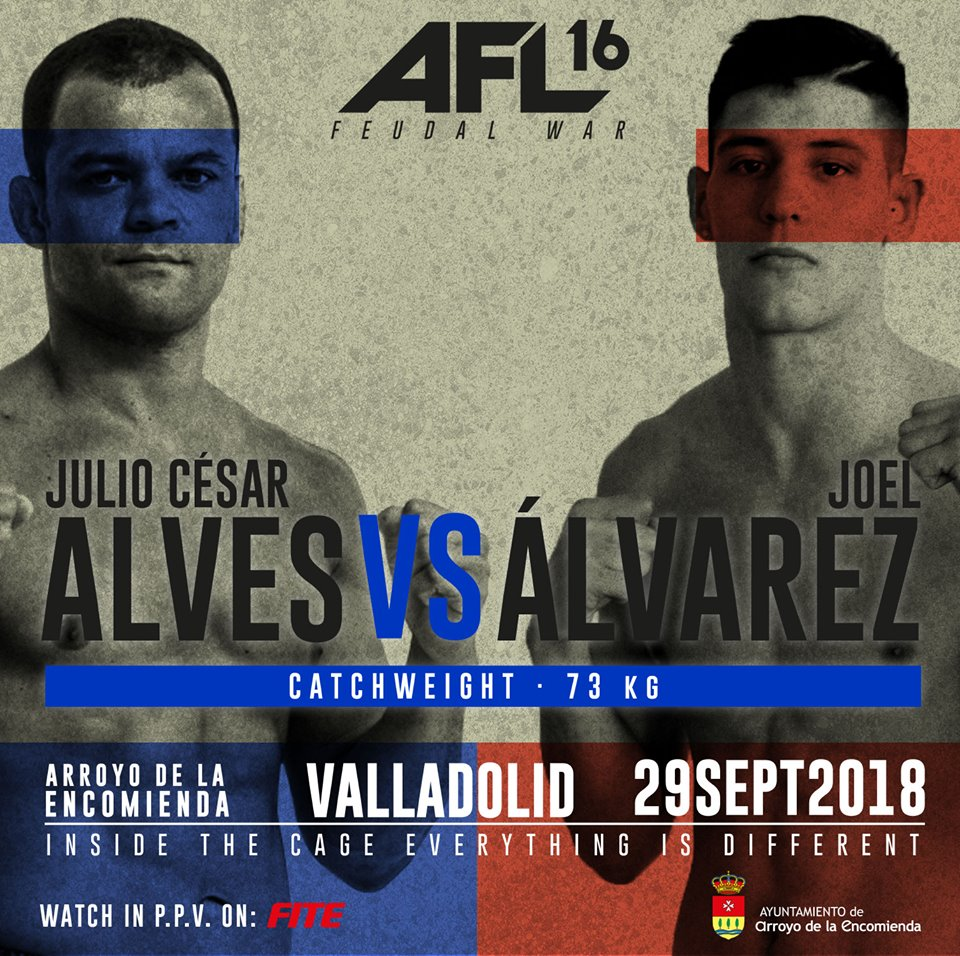 Joel el fenomeno Álvarez