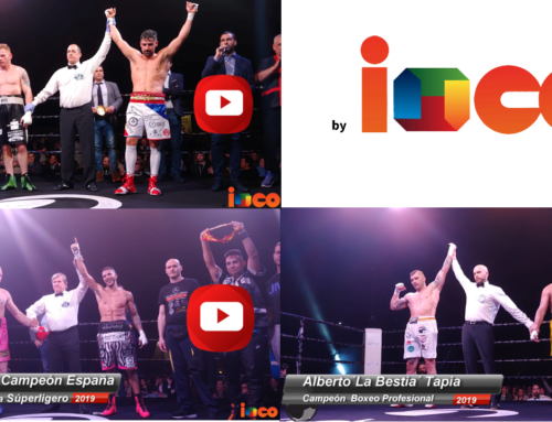 Velada Completa en HD de ´La Noche de las tres Coronas´ Grandes Combates! Grandes Boxeadores!
