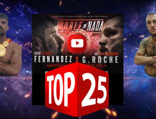 Sergio Fernández EL KAISER | 壘壘 BiCampeón de España de Boxeo TOP 25 Mejores Golpes del Kaiser!