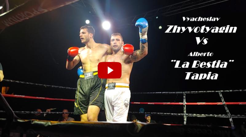 Combate Boxeo