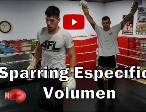 Sparring Específico Volumen | KICK BOXING  Joel Vs Tapia KONTACT SPORT