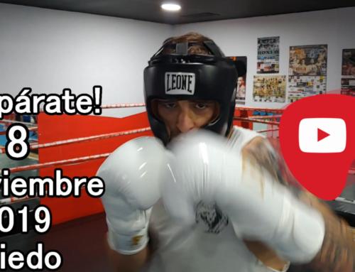 Próxima VELADA de BOXEO 8 Noviembre! 🥊🥊🥊  Palacio de los Deportes……