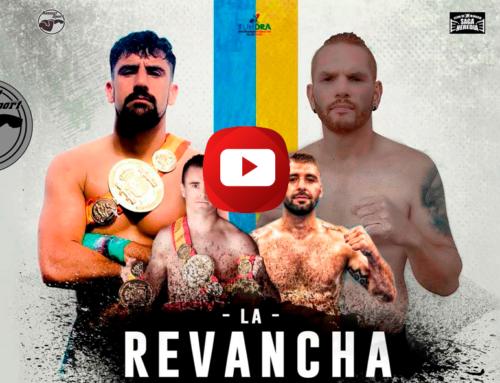 ¨LA REVANCHA¨ EL Kaiser vs Fandiño |  Aitor Nieto | Alberto Tapia … ENTRADAS DISPONIBLES